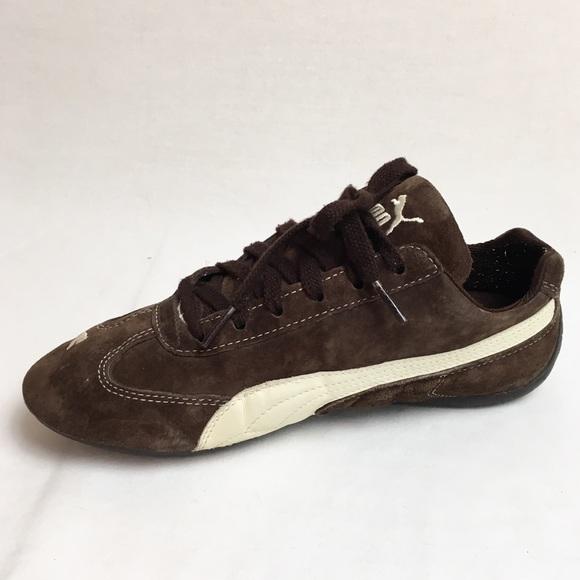 pas mal 8c28b c3e1d Puma | Retro Speed Cat Suede Shoes